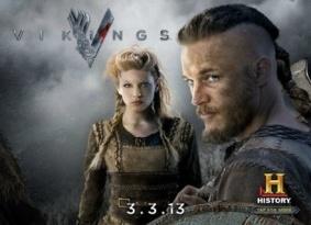 Vikingos-serie