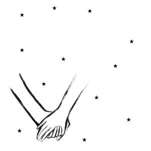 Me he perdido. Pero esta vez, decidí hacerlo en tu mirada, en tu sonrisa, entre tus labios , en medio de tus abrazos, me perdí orbitando una nueva galaxia... (1)