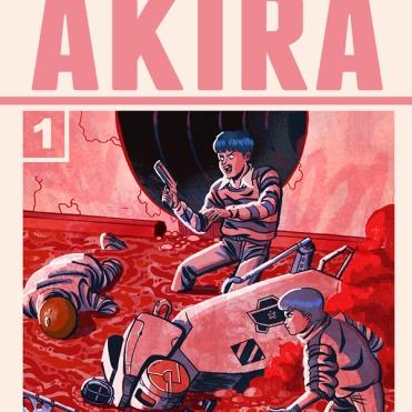 Akira Manga