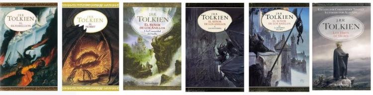 El señor de los anillos - todos los libros