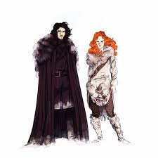 john and ygritte